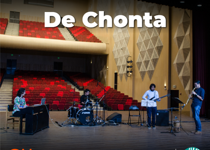 DeChonta Música Colombiana - Licania Sala de Conciertos Digital