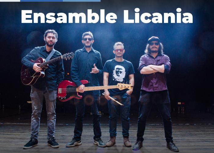 Ensamble de Jazz Licania - Licania Sala de Conciertos Digital