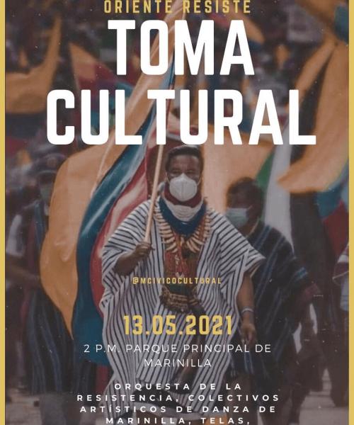 Oriente Resiste. Toma cultural.  13/05/2021 2:00 pm