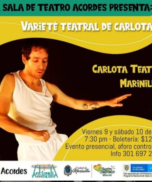 Varieté Teatral de Carlota