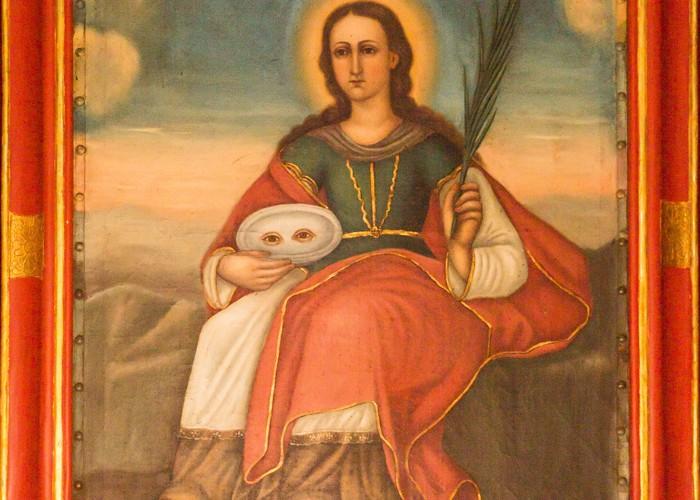 Santa Lucía - Ecce Homo