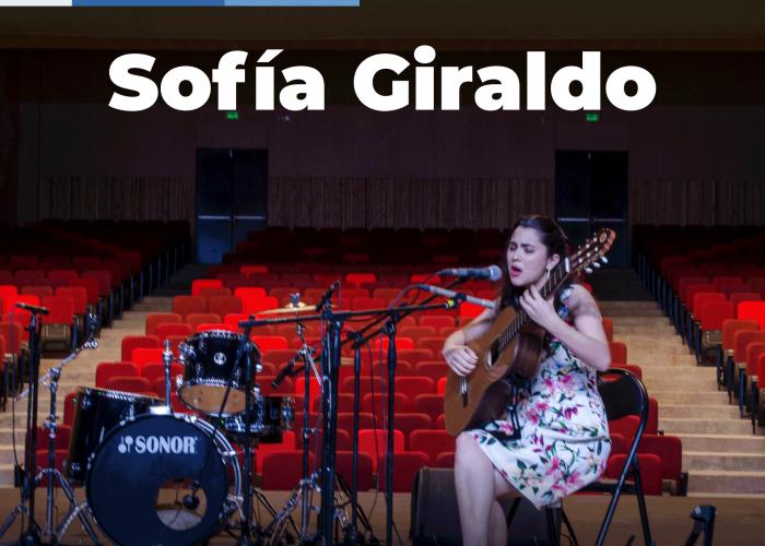 Sofía Giraldo - Licania Sala de Conciertos Digital