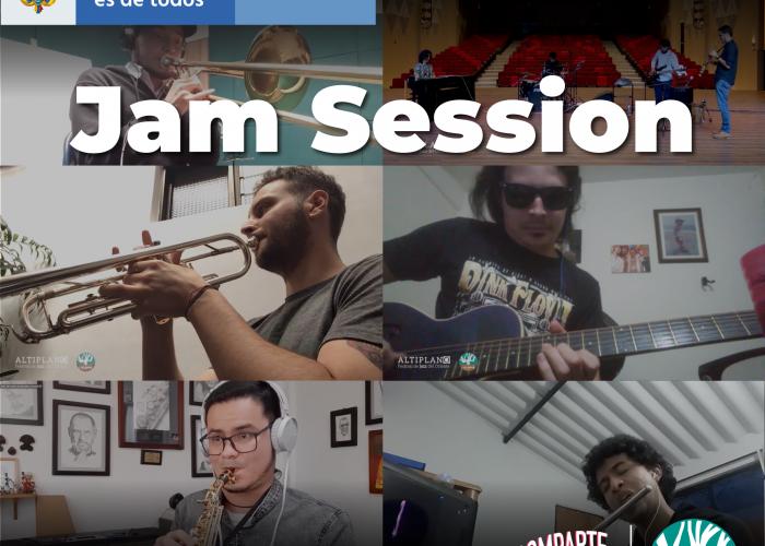 Jam Session - Licania Sala de Conciertos Digital
