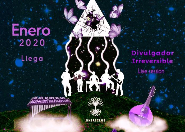 Divulgador Irreversible- Oniriclub / Octubre 2019