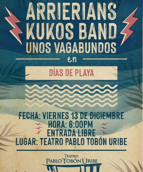 Arrierians & kukos Band Unos vagabundos