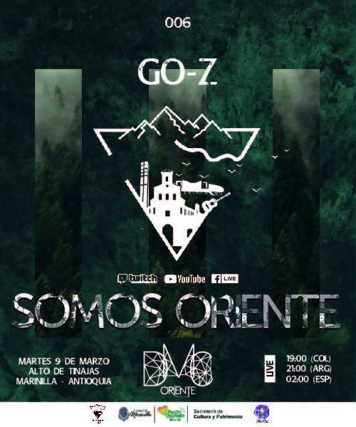 GO-Z | SOMOS ORIENTE | 006