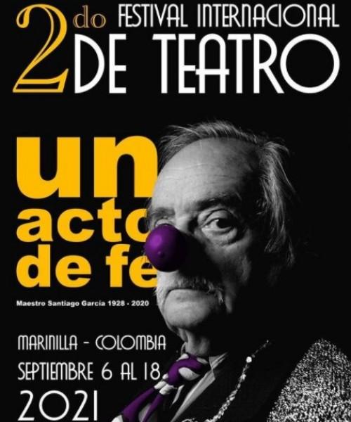 Segundo Festival Internacional de Teatro